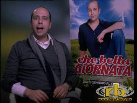 Checco Zalone augura Buon Anno! WWW.RBCASTING.COM