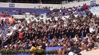Grambling State University Band (2013) Alma Mater