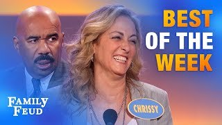 Best of the Week | #1 | Family Feud Video