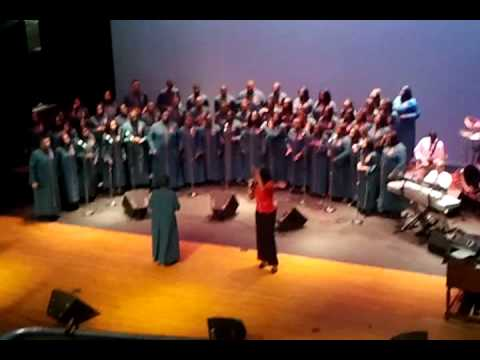 FAMU SINGING MY SOUL SAYS YES-RICKY DILLARD