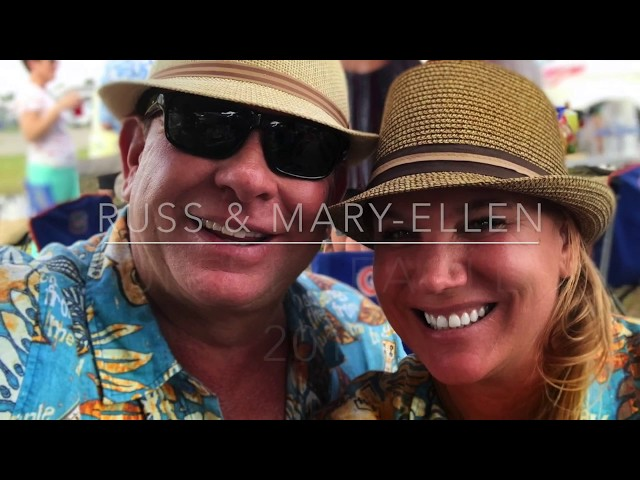 A personal video- Russ & Wife | Real Radio 104 1