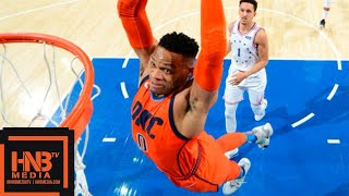 OKC Thunder vs Philadelphia Sixers Full Game Highlights | 01/19/2019 NBA Season