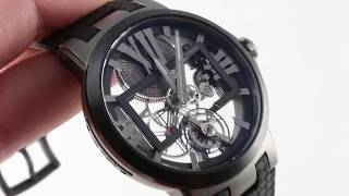Shop all Ulysse Nardin watches: https://goo.gl/CLrsp3 The Ulysse Na...