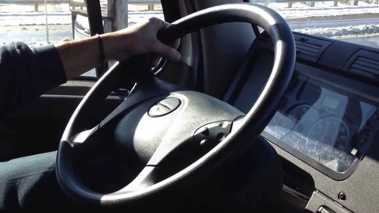 How To Drive A Semi Truck Manual 10 Sd