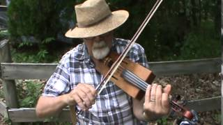 Yellow Rose of Texas on Skinny Box Fiddle