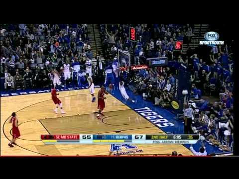 Memphis Tigers vs SEMO 12-21-2013