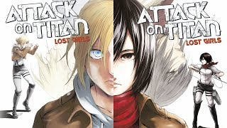 Shingeki no Kyojin [AoT] Lost Girls: Mikasa (Türkçe Altyazı) Part 1