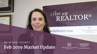 Guilford County Market Update Feb 2019
