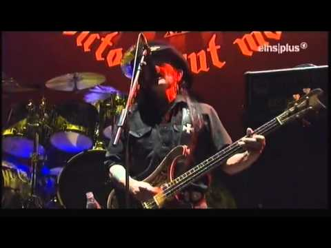 Motörhead   Rock am Ring 07 juni 2015   Beck's Crater Stage