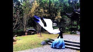 【佳人曲】Chinese traditional dance( Water sleeves)北方有佳人,绝世而独立。汉服业余爱好者Non-professional amateurs (/≧▽≦/)~
