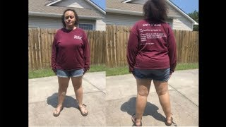 Messed Up: Girl Gets Body-Shamed At Church & Followed Into The Bathroom! Fat Girls Don't Wear Shorts