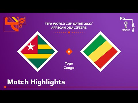 Togo Congo Goals And Highlights