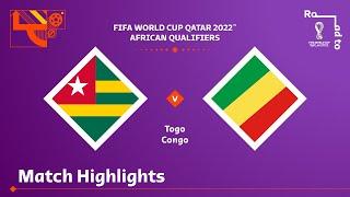 Того  1-1  Конго видео