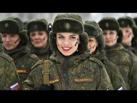 Azərbaycan və dünya ordularında qadın hərbi qulluqçular
