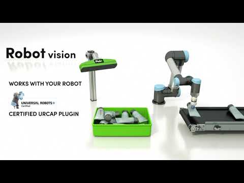 Pickit - Robot Vision Made Easy.