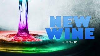 NEW WINE | HOLY SPIRIT INTERACTIVE | ANEEL ARANHA