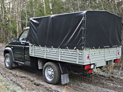 #297. Тюнинг УАЗ Cargo