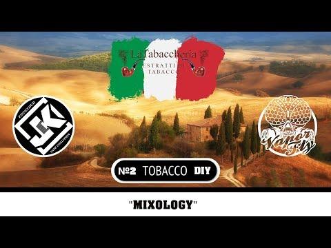TOBACCO DIY MIXOLOGY №2: 15МГ НА ДРИПКЕ