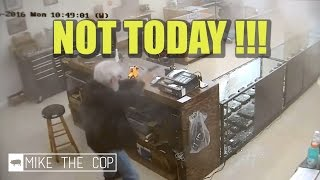 Robbing a Gun Store! What Could Go Wrong? **graphic**