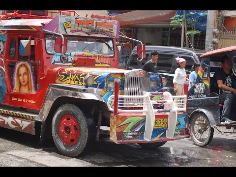 WHAT IS A JEEPNEY IN THE PHILIPPINES AND JEEPNEY CONDUCTOR JOBS IN THE PHILIPPINES