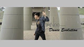 ( 샤이니) SHInee -  DANCE EVOLUTION by Diamonds Rhythm Dance