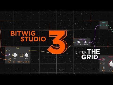 Bitwig Studio 3: Enter The Grid