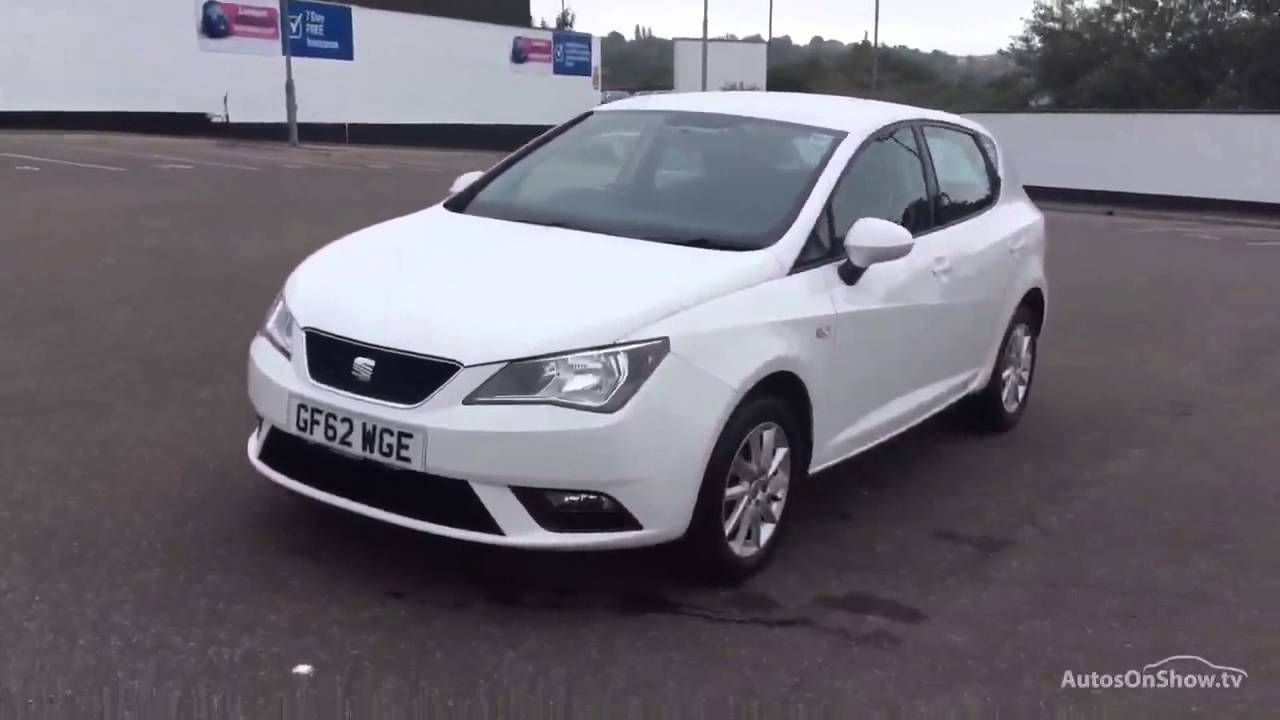 seat ibiza se white 2012 youtube. Black Bedroom Furniture Sets. Home Design Ideas