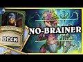 NO-BRAINER - SECRET BEAST HUNTER - Hearthstone Deck (Rastakhan's Rumble)