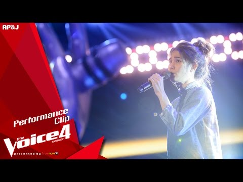 The Voice Thailand - หนอยแน่  - กลับไม่ได้ ไปไม่ถึง - 20 Sep 2015