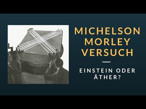 Der Michelson-Morley-Versuch: Einstein oder Äther?
