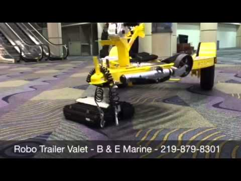 Robo Trailer Valet  by E-Z Loader - available at B & E Marine