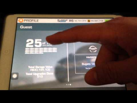 Real Racing 3 MONEY GOLD COINS Hack For IPhone IPad And IPod Touch (NO JAILBREAK) 3 Of 4
