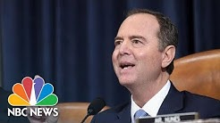 Schiff Says He Is 'Profoundly Grateful' To Yovanovitch In Closing Remarks | NBC News