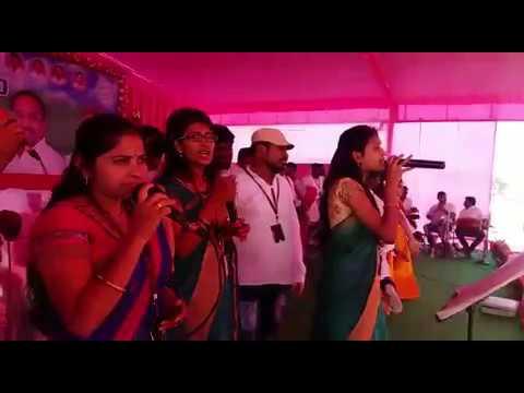 Mounika telangana singer kalyana laxmi song