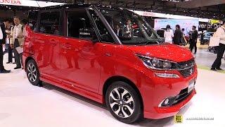 2016 Suzuki Bandit Solio - Exterior and Interior Walkaround - 2015 Tokyo Motor Show