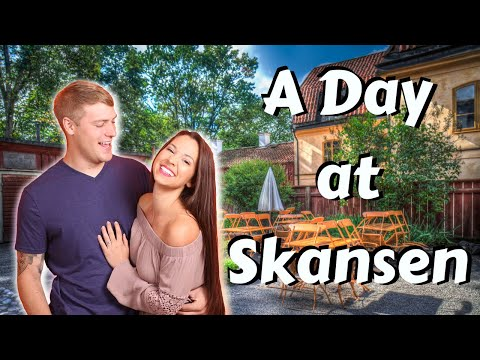 Skansen open air museum and zoo | Stockholm, Sweden
