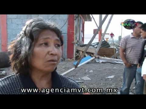 AZOTA TORNADO COMUNIDAD DE JOCOTITLÁN