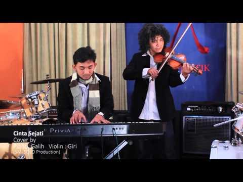 Cinta Sejati  (Cover Violin & Piano) - SMI Solo