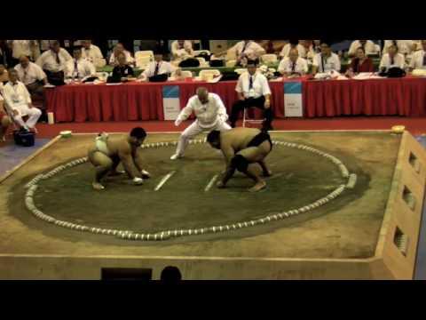ワールドゲームズ相撲競技重量級...