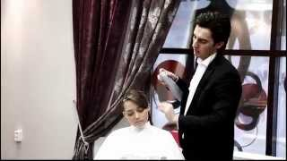 Вечерняя прическа от Фарруха Шамуратова(Создание вечерней прически от Фаррух Шамуратов, мастер класс для стилистов Creating an evening hairstyles from Farrukh Shamuratov..., 2012-03-28T20:05:59.000Z)