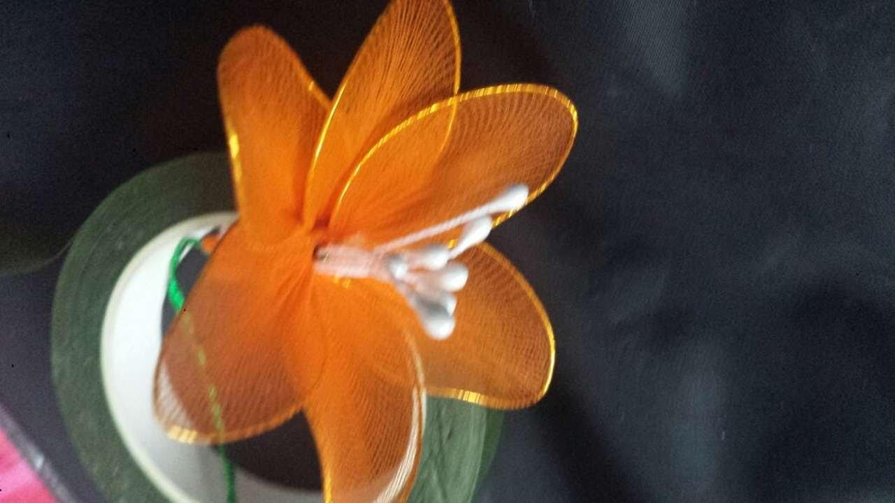 Haz bonitas flores con medias hazlo tu mismo - Hazlo tu mismo manualidades ...