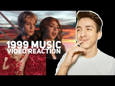 Charli XCX, Troye Sivan- 1999 (Music Video)|E2 reacts