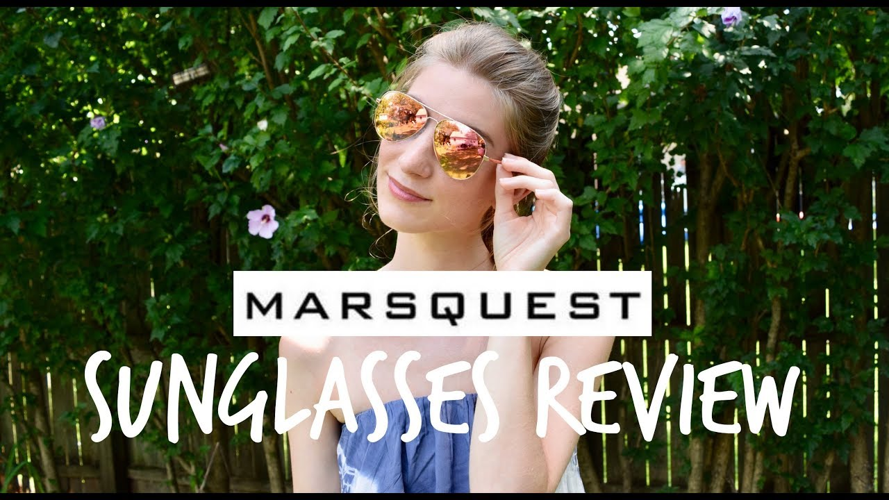 e2c5cc4603 Marsquest Sunglasses Review + GIVEAWAY (CLOSED) - YouTube