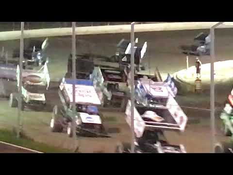 World of outlaws  black hills speedway 8/25/17