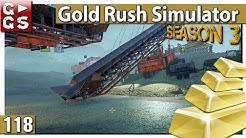 GOLDGRÄBER SIMULATOR 💰 SEASON 3 MEGA UPDATE! #118 Gold Rush Gameplay deutsch