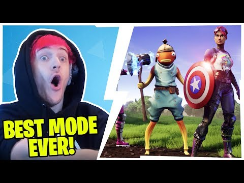 NINJA PLAYS HIS VERY FIRST GAME OF AVENGERS LTM!
