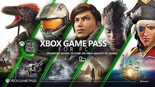 Let's Take A Look At Xbox Game Pass for PC (E3 2019 Update)