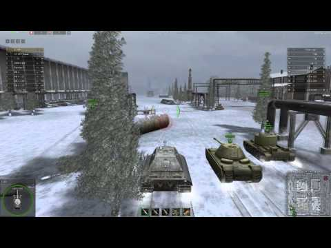 Ground War: Tanks Обзор танка E100