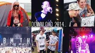 DOWNLOAD FESTIVAL 2014 // Band Interviews, Live Sets & Iron Fist Thumbnail