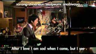 [Engsub + Lyrics] Because I love you - Song Chang Ui- Golden Bride OST